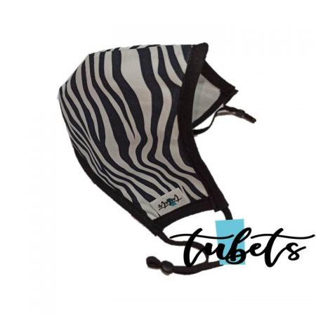 Mascarilla Animal Print Zebra